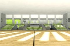 projekt wnętrz uzytecznosci publicznej hala Dębno SUMA Architektów 01
