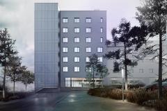 projekt hotelu 4 gwiazdki kraków 01 mini
