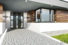 projekt domu Krakow suma architekci 03